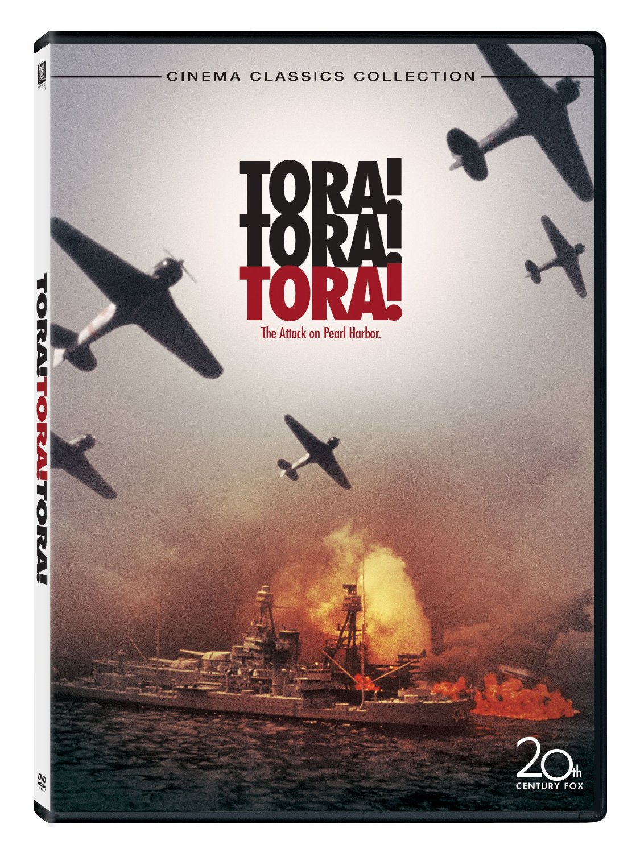 Tora! Tora! Tora! | Blue Silk ...